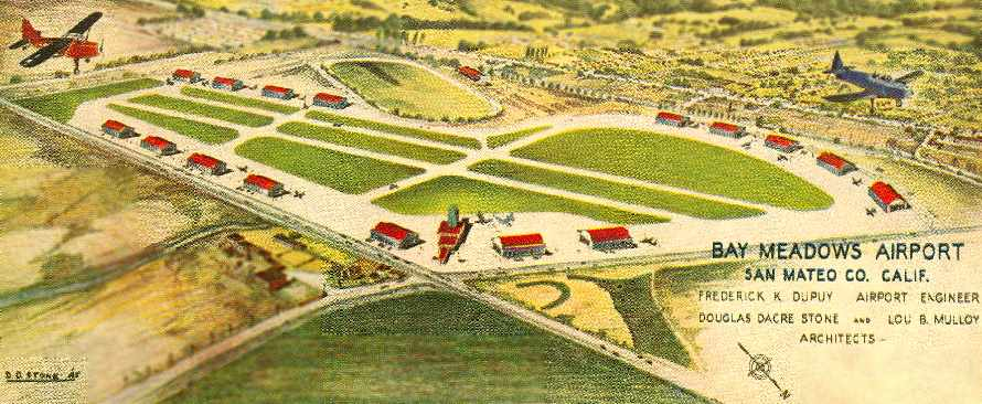 Airfields of Yesteryear